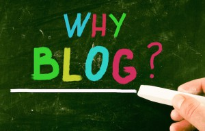 why blog concept